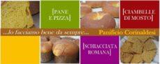 Panificio Corinaldesi pasta pane pizza Fabriano